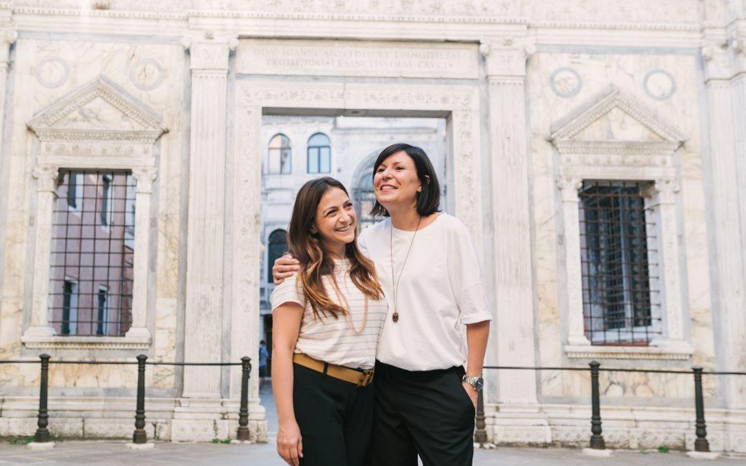 Cronache dal retreat a Venezia